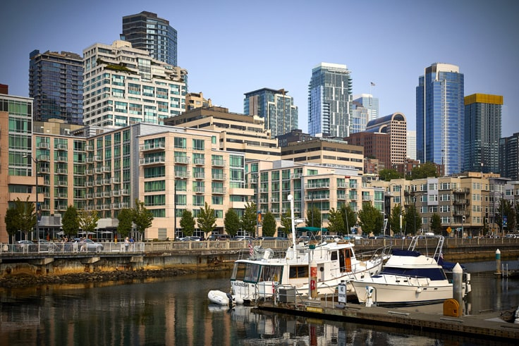 Discover The Best Of Downtown Seattle  Our ideal Waterfront location places you just steps away from the best of downtown Seattle.