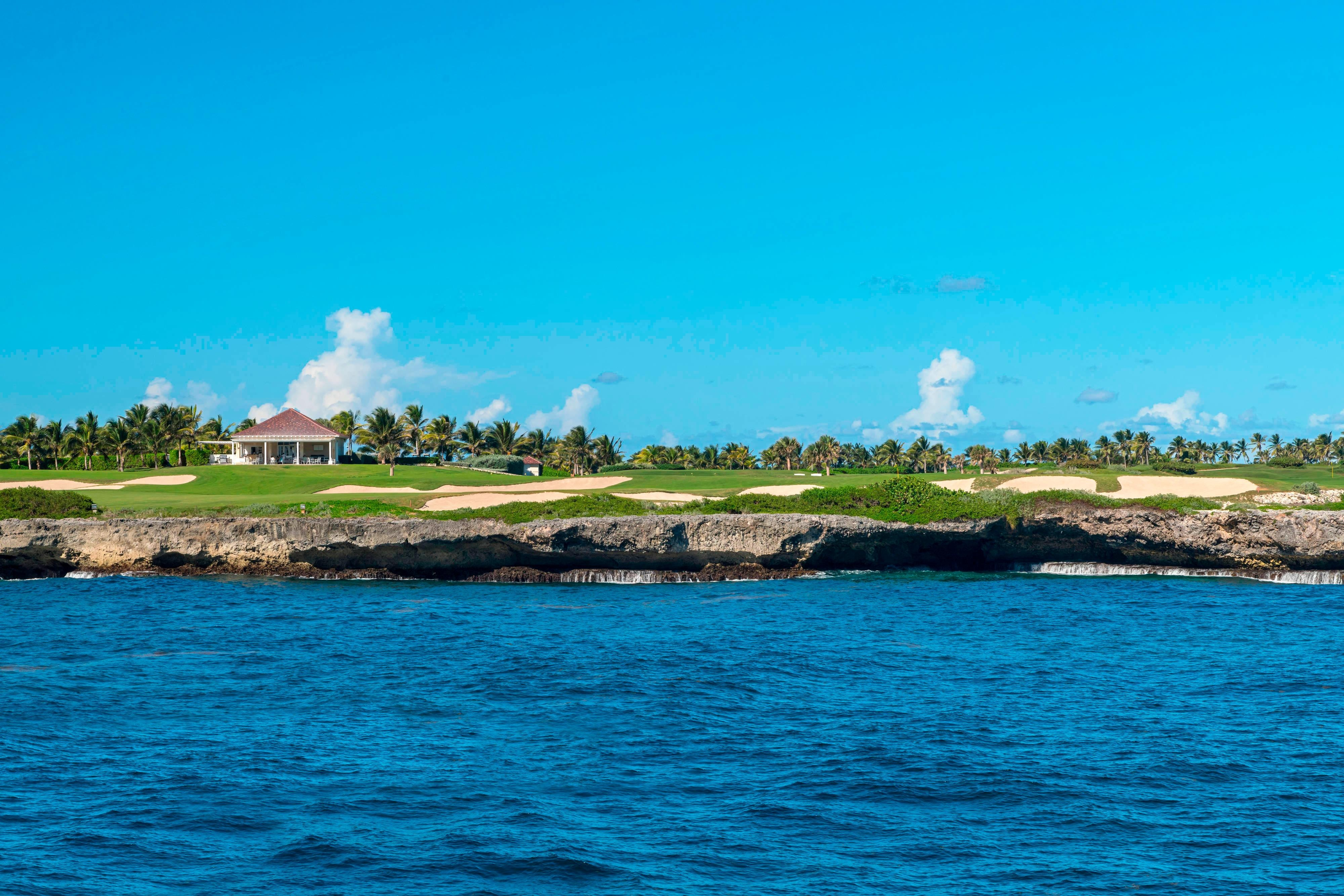 Corales Golf Course 18th Hole