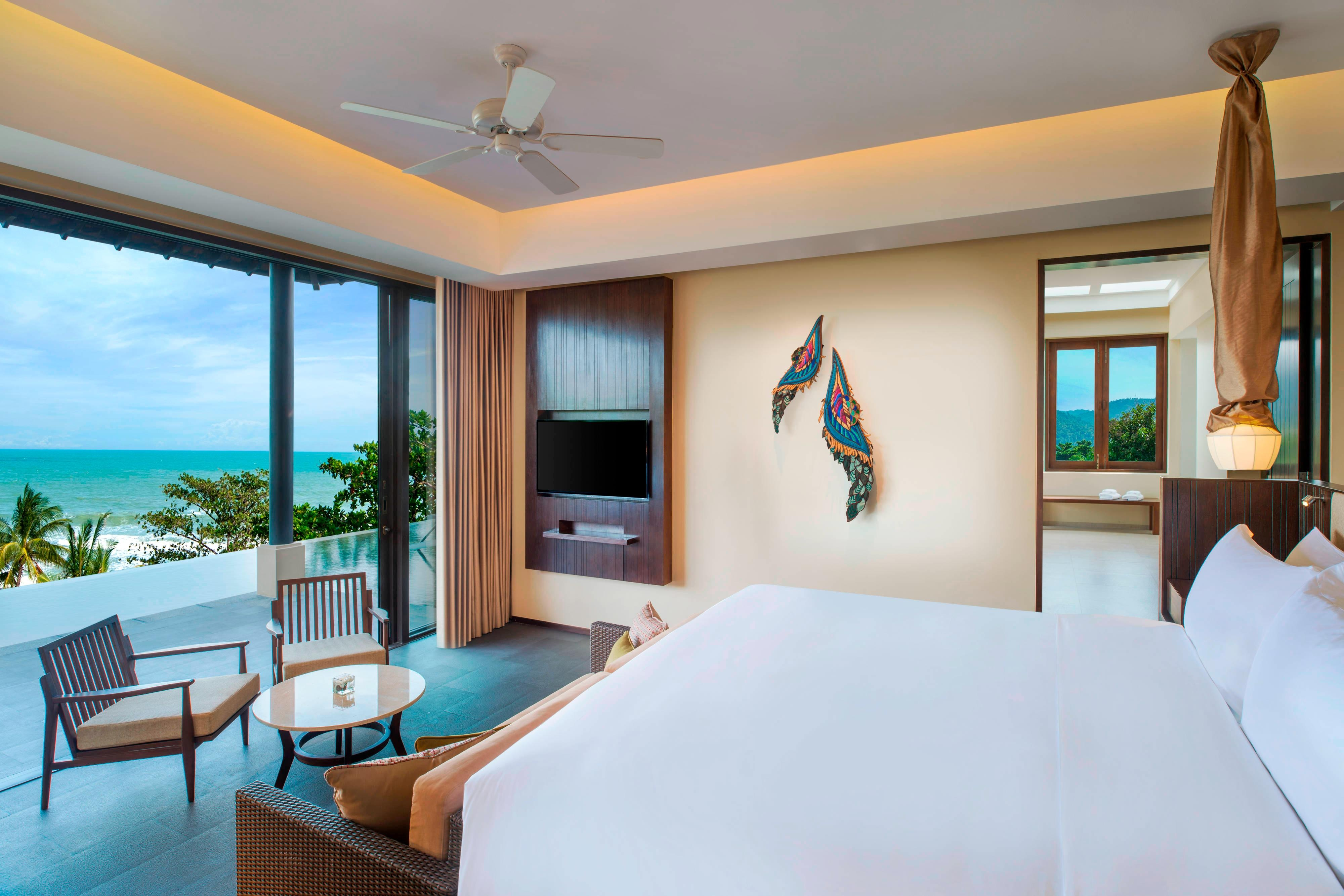 Ocean View Pool Suite