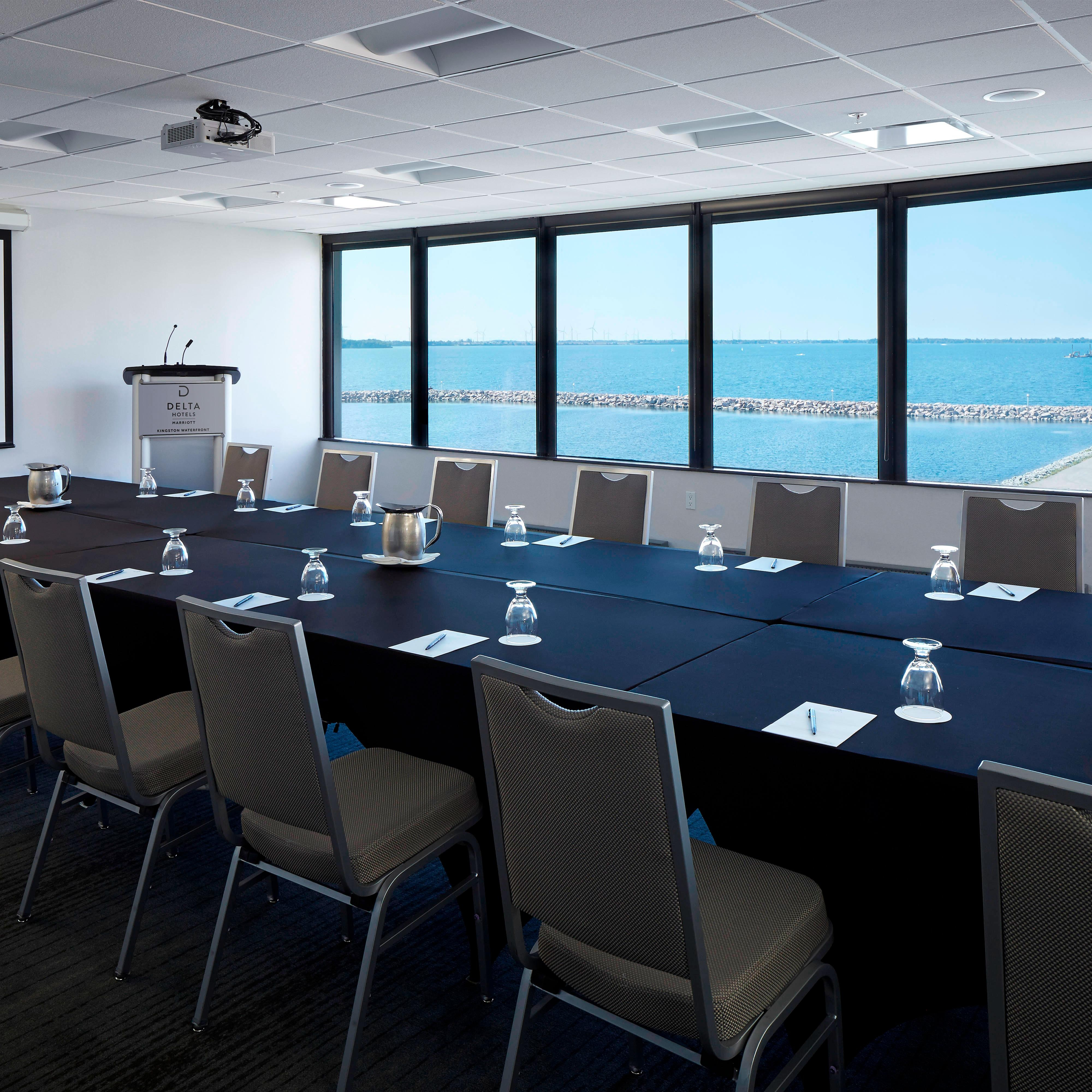 Lakeview Room - Conference Meeting